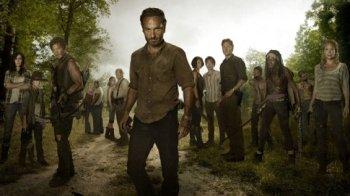 "AMC's ""The Walking Dead"" cast.Photo Credit: amctv.com"