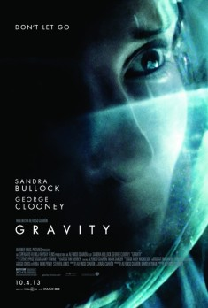 Poster for the movie 'Gravity' Photo Credit: www.impawards.com