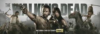 'The Walking Dead' Season 4 poster Photo Credit: www.amc.com