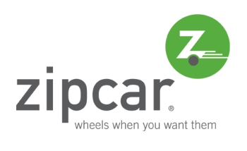 the Zipcar logo Photo Credit: Zipcar Inc.