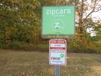 Kean launches Zipcar program, a new alternative for student transportation Photo Credit: Xirena Wormley