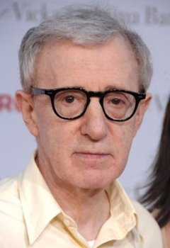 Woody Allen Amazon photo