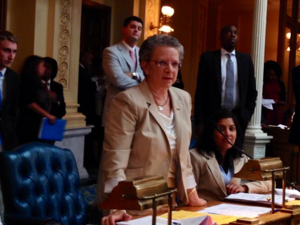 Assemblywoman Mila Jasey. Photo courtesy of Jasey.