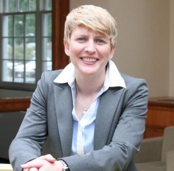 Shannon Nicole Clifford, Ph.D. Photo: Kean University